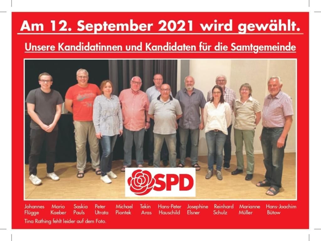 Samtgemeindewahl 2021